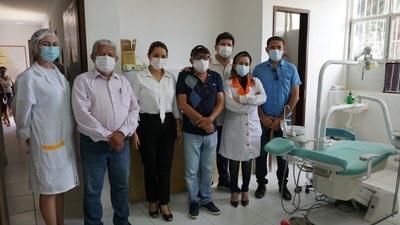 Comissão de Saúde e Assistência Social da Câmara de Petrolina visita Unidades de Saúde na área irrigada